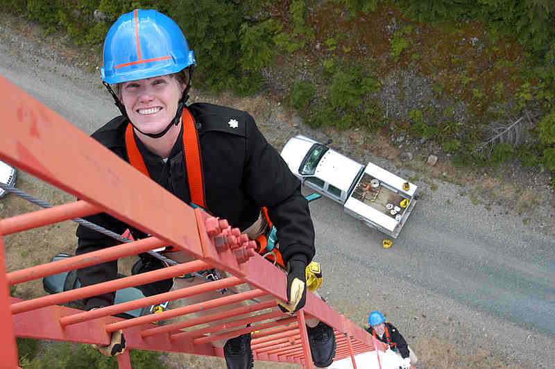 Safety Tips for Telecom Workers