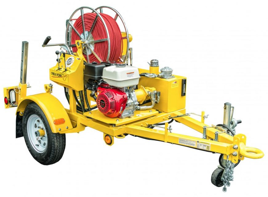 Best in its Class: The Cable Pony Winch
