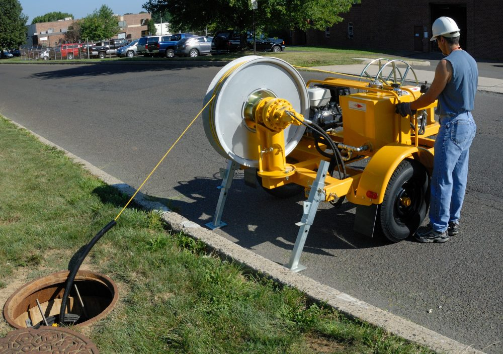 The Sidewinder: Serving as Your Fiber Cable Pulling Solution