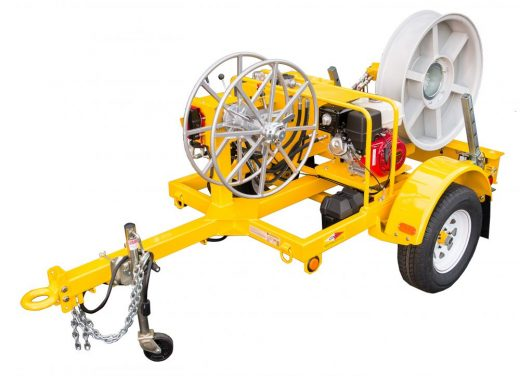 The SideWinder Fiber Puller: Power and Ease of Use