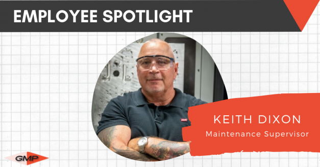 Employee Spotlight: Keith Dixon