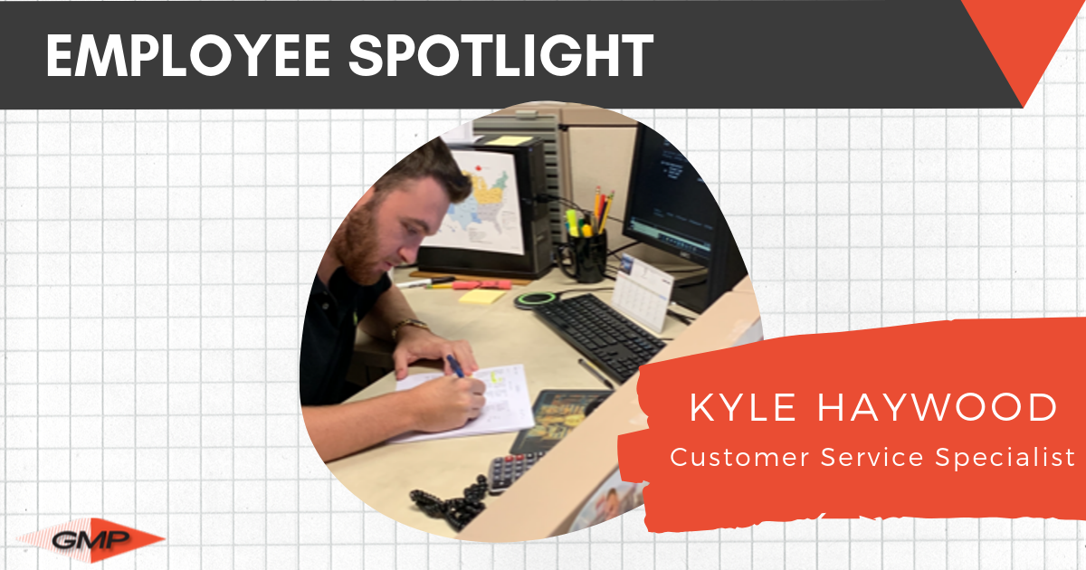 Employee Spotlight: Kyle Haywood