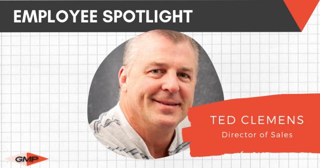 Employee Spotlight: Ted Clemens