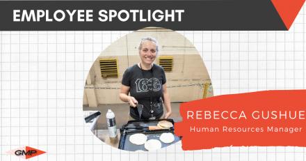 Employee Spotlight – Rebecca Gushue