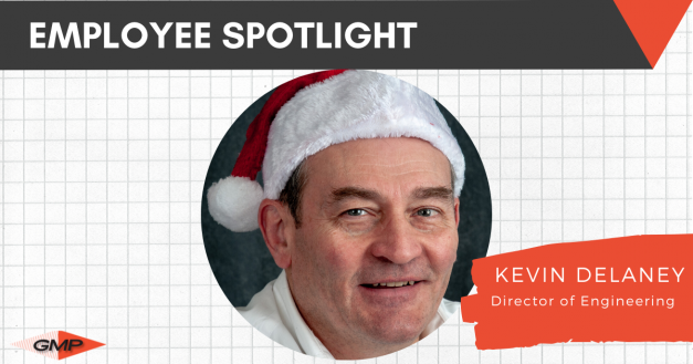 December Employee Spotlight – Kevin Delaney