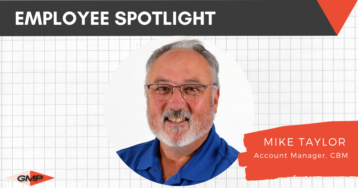 January Employee Spotlight – Mike Taylor