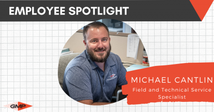 Employee Spotlight: Michael Cantlin