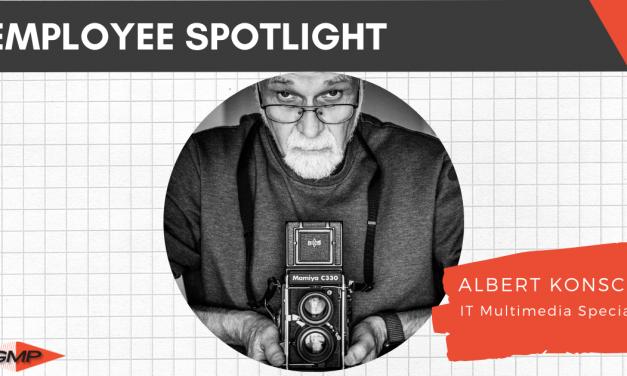 Employee Spotlight- Albert Konschak